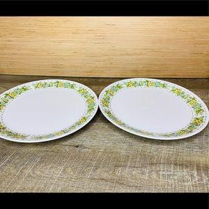 Set of 2 Vintage Noritake Springfield dinner plate